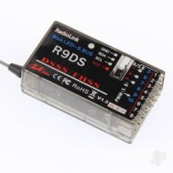 RadioLink R9DS 2.4GHz 9-channel Receiver (RLKR091000)