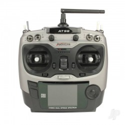RADIOLINK AT9S COMBO 2.4GHz 10-Ch Transmitter & Receiver (Silver) (M1) (RLKT091005)