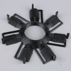 ScaleBitz 1/8 Scale WWI 7-Cylinder Engine  (130mm 5 1/8in) (SBZ031004)