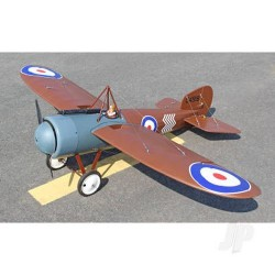 Seagull 1/4 Scale 71in Bristol M1C Monoplane (SEA337)