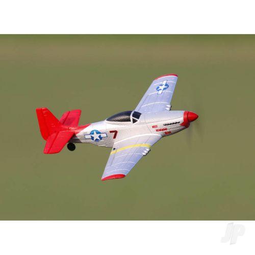 Sonik RC Aviator 400 RTF Ready To Fly Mini RC Plane with Three ...