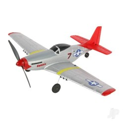 Sonik RC P-51 Mustang 400 RTF 4-Channel with Flight Stabilisation (SNK761-5)