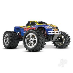 Traxxas T-Maxx Classic 1/10 Scale Nitro-Powered 4WD Maxx Monster Truck (TRX49104-1)