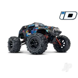 Traxxas Summit 1/16 Scale 4WD Electric Extreme Terrain Monster Truck (TRX72054-5)