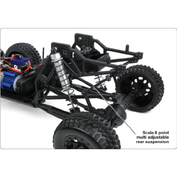 Vetta Racing Karoo 1:10 4WD RTR Brushed Desert Truck (UK) (VTAC01000)