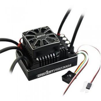 ZTW 1:5 Beast PRO 300A ESC (ZTW5300041)