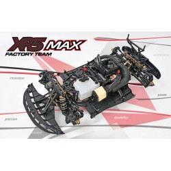 MCD XR5 Max Factory Team Spec 1/4 Scale Rally Car (M00523003)