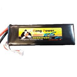 KONG POWER 5000mAh 6S 22.2V 75C XT150 (KP-5075-6)