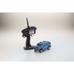 KYOSHO Mini-Z OVERLAND MV01 SPORTS HUMMER H2 BLUE (KT19) (K.32062BL)