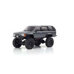 KYOSHO Mini-Z 4X4 MX-01 Toyota 4Runner Grey Metallic (KT531P) (K.32522GM)