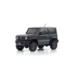 KYOSHO Mini-Z 4X4 MX-01 Suzuki Jimny Sierra Jungle Green (KT531P) (K.32523GR)