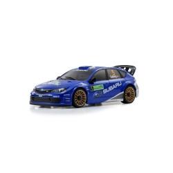 KYOSHO Mini-Z AWD Subaru Impreza WRC 2008 (K.32614WR)