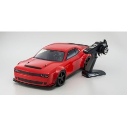KYOSHO INFERNO GT2 RACE SPEC 2018 Dodge Challenger SRT Demon (K.33008KE25SP)