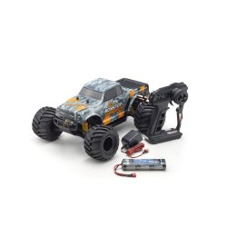 KYOSHO MONSTER TRACKER 1:10 EP (KT232P) - T2 READYSET (K.34403T2B)