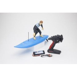 KYOSHO RC SURFER 4 READYSET ELECTRIC (KT231P+) BLUE (K.40110T1B)