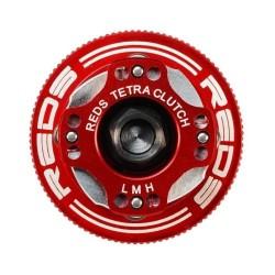 REDS RACING CLUTCH TETRA 32MM ADJUSTABLE 4 SHOES W/O BELL V3 (REDMUQU0063)