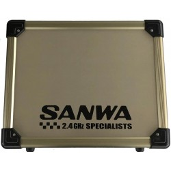 SANWA transmitter hard case for MT44 and M17 (S.107A90552A)