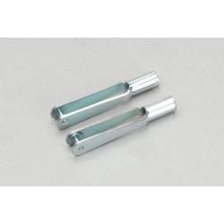Metal Clevises M3 L31mm (x4) (ACC0067)
