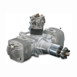 DLE-120 Twin Cylinder Two-Stroke Petrol Engine (DLE120)