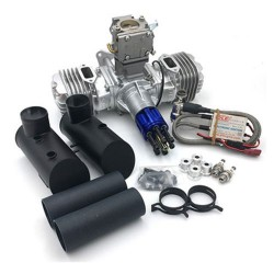 DLE-130 TWIN TWO STROKE PETROL ENGINE (DLE130)