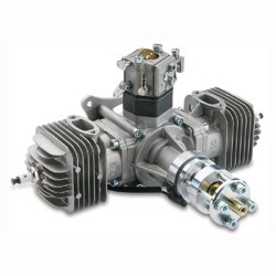DLE-60 Twin Two-Stroke Petrol Engine (DLE-60)