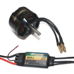Electrospeed Boost 50 Power Pack (Motor & ESC Combo) (ELE008)