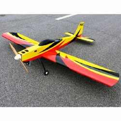 Pilot-RC Sport Trainer 88in (2.2m) (Red Eagle) (PIL036)