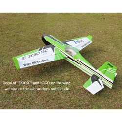 Pilot-RC 22% Extra-330SC 67in (1.7m) (Green/White/Black) (PIL394)