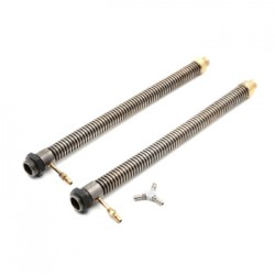 SAI57T167 - Smoking Exhaust Pipe (Pair)