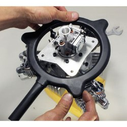 SAI90R3171 - FG-84R3/90R3 Ring Muffler (SAI90R3171)