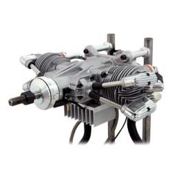 Saito FG-61TS Four-Stroke Twin Cylinder Petrol Engine (SAT61FGTS)