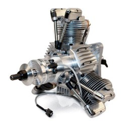 Saito FG-84R3 Four-Stroke Radial Petrol Engine (SAT84R3FG)