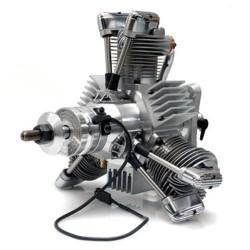 Saito FG-90R3 Four-Stroke Radial Petrol Engine (SAT90R3FG)