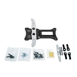 Secraft Rudder 1-Tray 4.5in (#4-40) Black (SEC172)