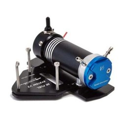 Secraft SE Fuel System V3 with Filter (Blue) (SEC309)
