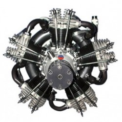 Moki S 180 Radial Engine (MOKIS180)
