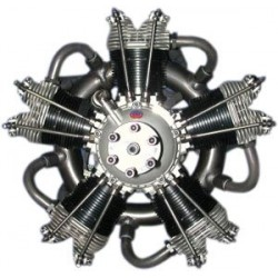 Moki S 250 Radial Engine (MOKIS250)