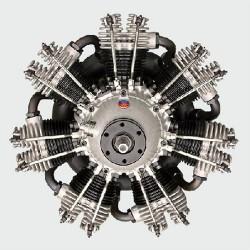 Moki S 350 Radial 7 cylinder Engine (MOKIS350-7)