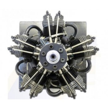 Moki S 400 Radial Engine (MOKIS400)