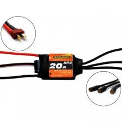 Overlander XP2 20A Brushless ESC RTF Speed Controller (2725)