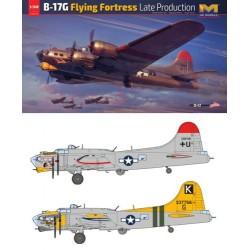 HK MODELS B-17G Flying Fortress Late Production 1:35 (PKHK01E30)