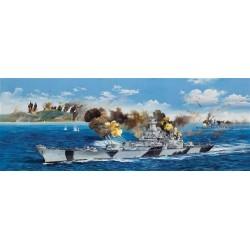 TRUMPETER  USS Iowa BB-61 1:200 (PKTM03706)