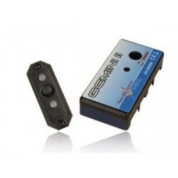 PowerBox Systems Gemini II incl.Sensor Switchmagnetic trigger/PowerBox keyring (PB3125)