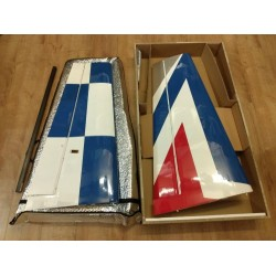CLEARANCE Xtreme Flight Yak-54 Wing set with wingtube (CLEARANCE201104)