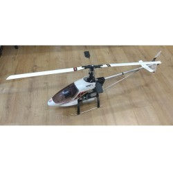 PREOWNED KALT BARON 30 VINTAGE GLOW HELICOPTER (PREOWNED2009083)