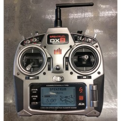 PREOWNED SPEKTRUM DX8 GEN1 DSMX TRANSMITTER ONLY (PREOWNED200929)
