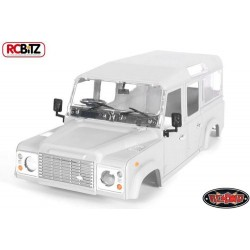 Z-B0064 RC4WD 1/10 Defender D110 Hard Plastic Body Kit (Z-B0064)