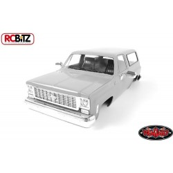 Z-B0092 Chevrolet Blazer Hard Body Complete Set (Z-B0092)