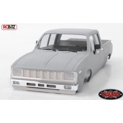 Mojave II Four Door Complete Body Set Trail Finder LWB RC4WD Z-B0119 TF2 Grey (Z-B0119)