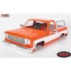 Z-B0146 RC4WD Chevrolet Blazer Hard Body Complete Set (Orange) (Z-B0146)